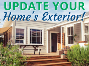 Read more about the article Home Exterior Updates!