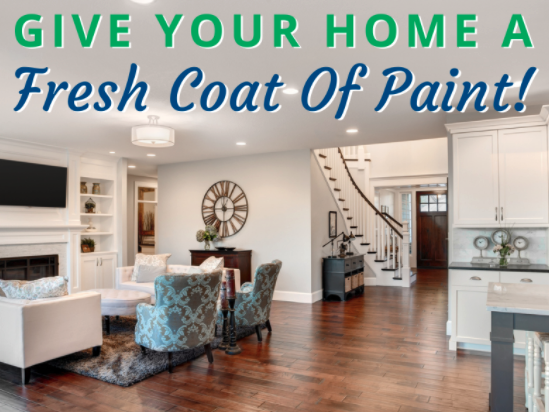 Read more about the article 20% OFF Painting Services!